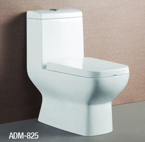Vaso Sanitário C/caixa Acoplada 825 C/ Assento C/amortecedor