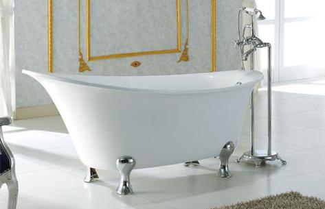 Banheiras Vitorianas. O que você sabe sobre elas?