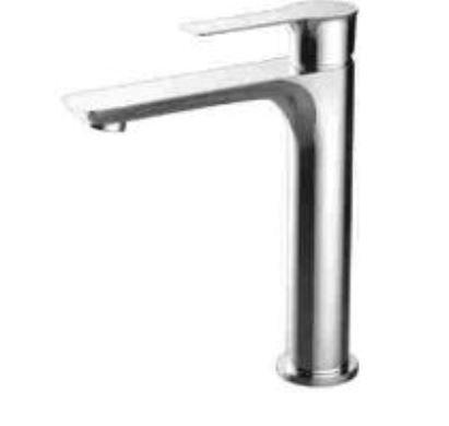 Torneira Misturador Monocomando Roma Alta Metal C71125
