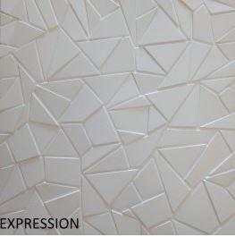 Revestimento Em 3d Pvc - Placa Decorativa 50x50 Expression