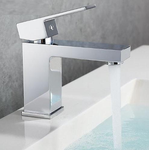 Torneira Monocomando Quadrada Para Banheiro Luxo C74940