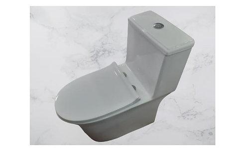 Vaso Sanitário Monobloco C/ Fechamento Suave Modelo: Slx210
