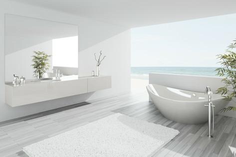 Comprei uma banheira, e agora? Qual misturador devo escolher?