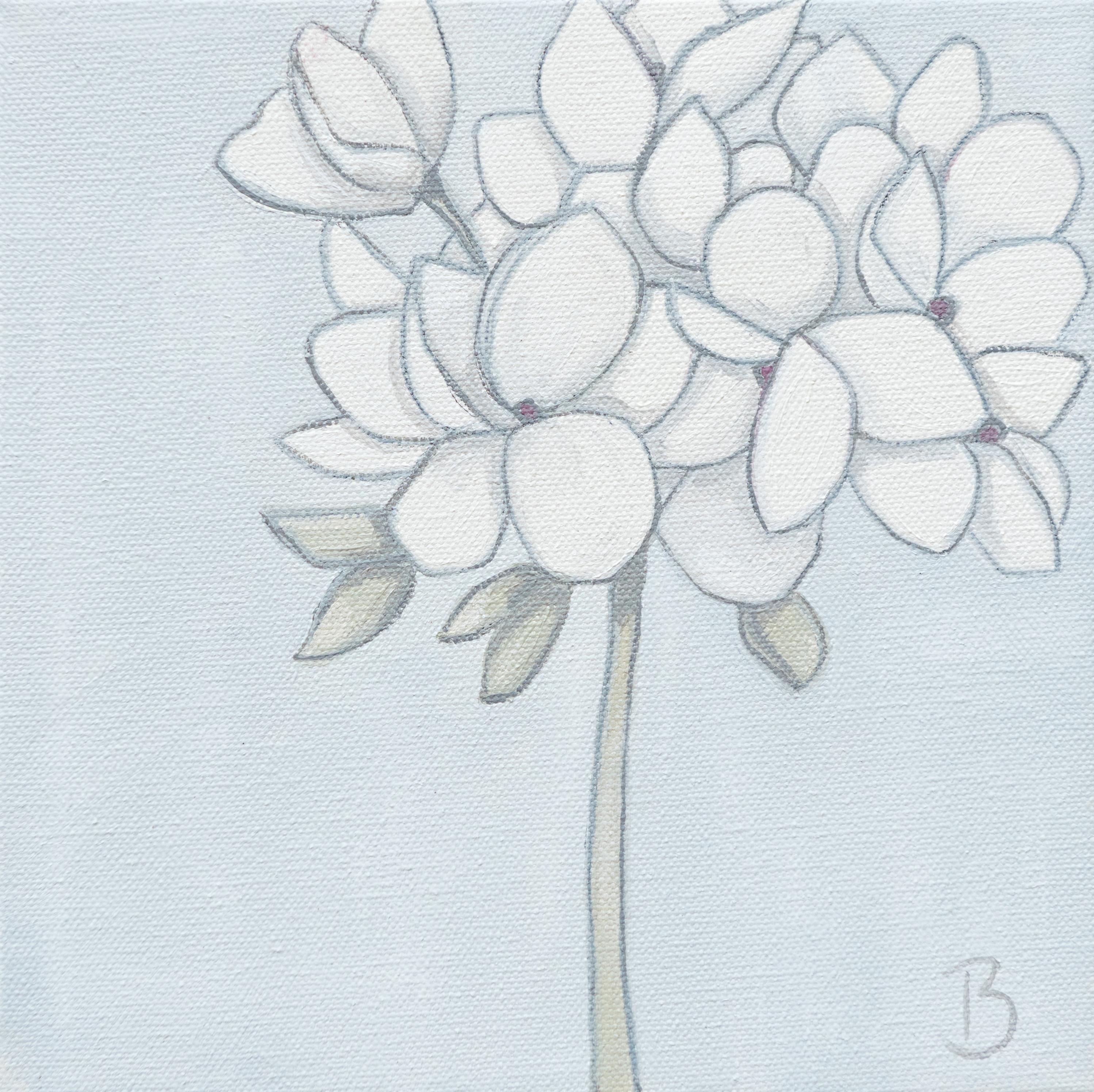 Geraniums Family Study 1  8x8