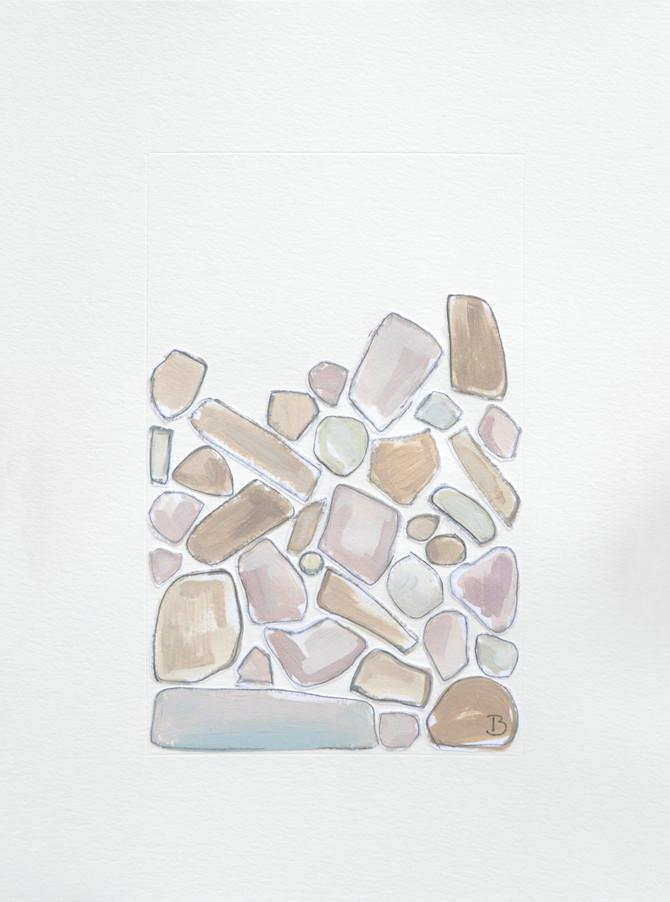 rocks of remembrance: artist statement