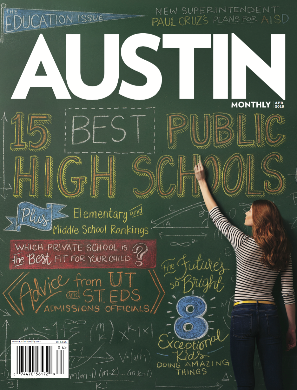 Austin Monthly April 2015