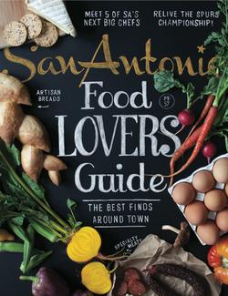 San Antonio Magazine 2014