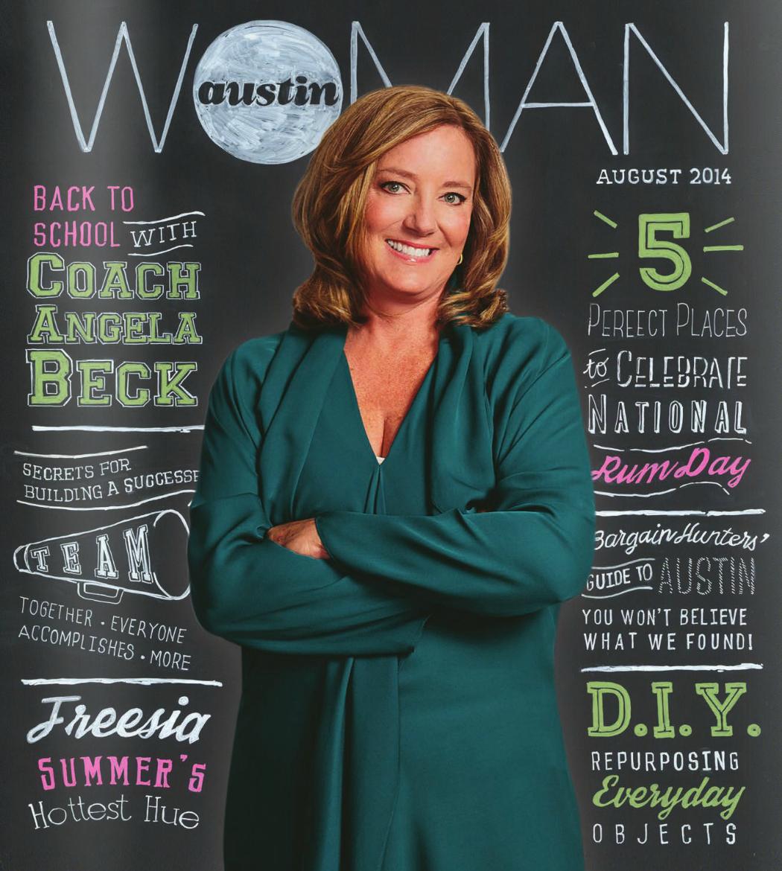 Austin Woman August 2014