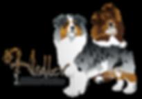 Holler Aussies Logo, Ontario Australian Shepherd Breeder