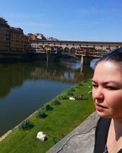 Флоренция... моя любовь