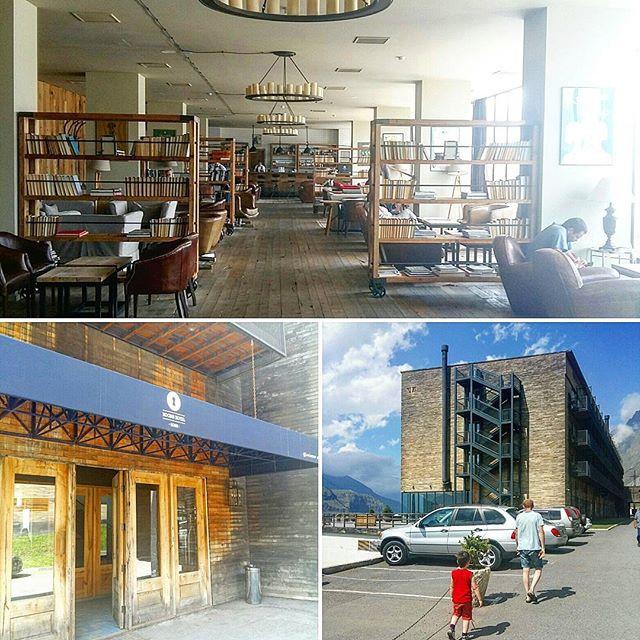 Грузия, как ты прекрасна! Дизайнерский отель у подножья Казбека