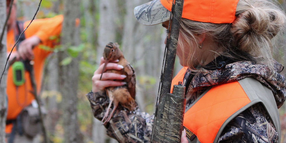 2nd Annual Ladies Grouse Hunt