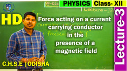 Phy Magnetic L12
