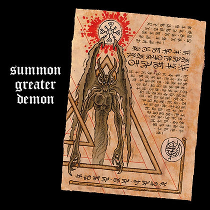 Summon Greater Demon