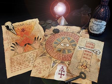Arcane Scrollworks - 1st Level Spell Scrolls on Kickstarter