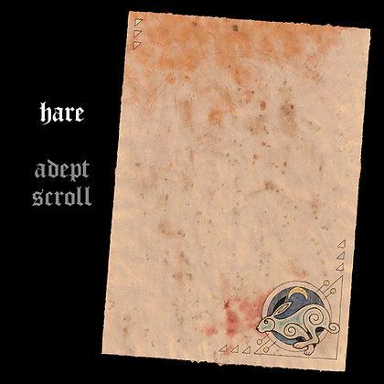 Adept Scroll: Hare