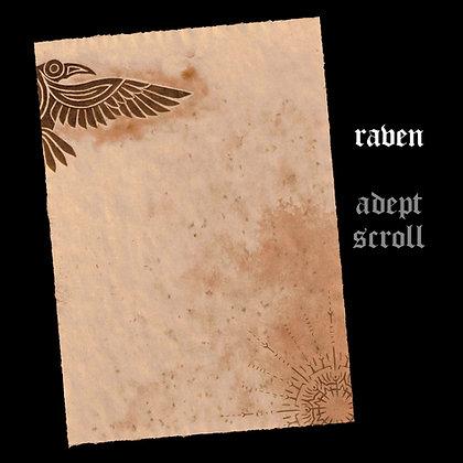 Adept Scroll: Raven