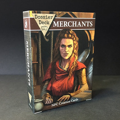 Dossier Decks: Merchants