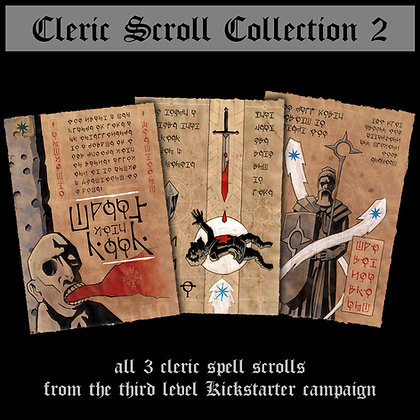 Cleric Collection 2