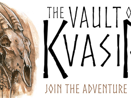 SkeletonKey Games delves into The Vault of Kvasir