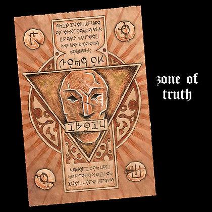 Zone of Truth (Divine)
