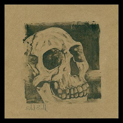 Monotype Skull