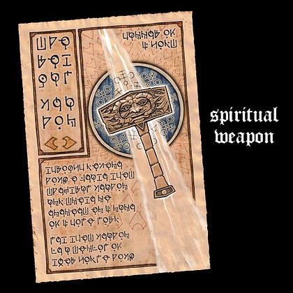Spiritual Weapon (Divine)