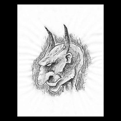 Monster Sketch 02