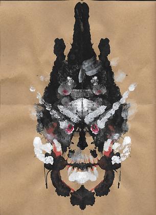 Ink Blot Devil