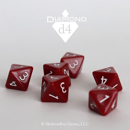 Diamond D4's (Sets of 6)