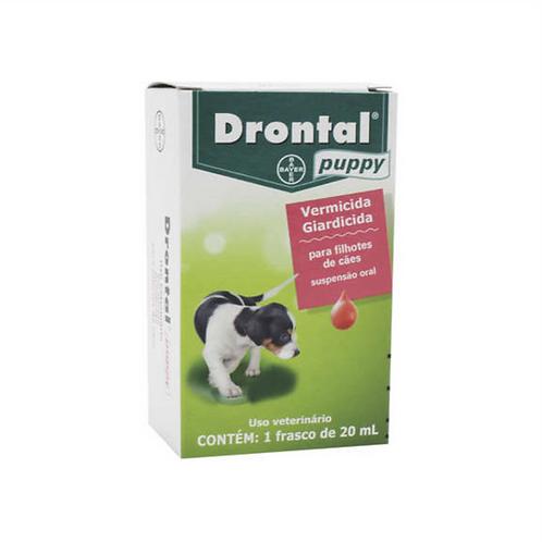 Drontal Puppy para filhotes de cães