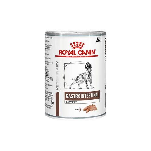 Ração Royal Canin Lata Gastro Intestinal Low Fat Canine