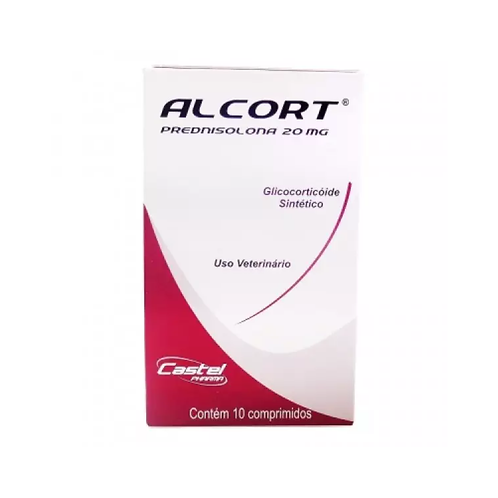 Alcort Castel Pharma 20mg