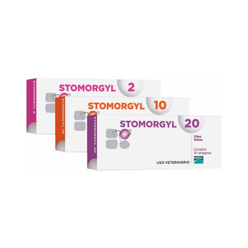 Antibióticos Stomorgyl