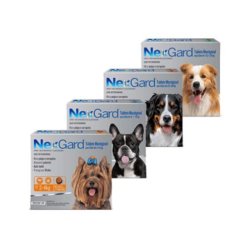 NexGard  - 3 tabletes