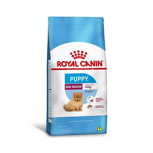 Ração Royal Canin Mini Indor Puppy