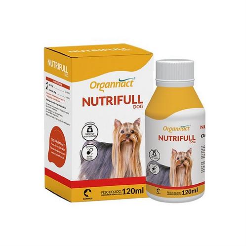 Organnact Cães Nutrifull 120ml