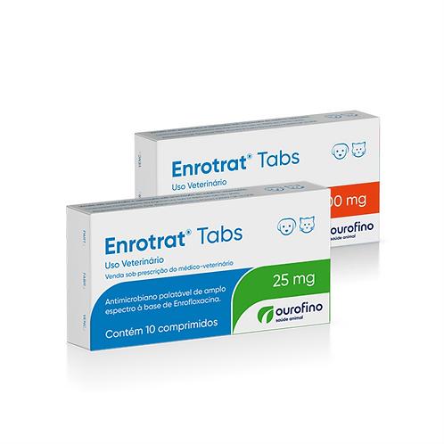 Antimicrobiano Enrotrat Tabs Ourofino