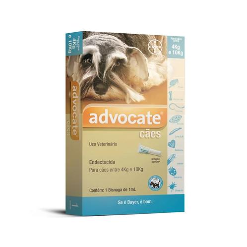 Antipulgas Bayer Advocate