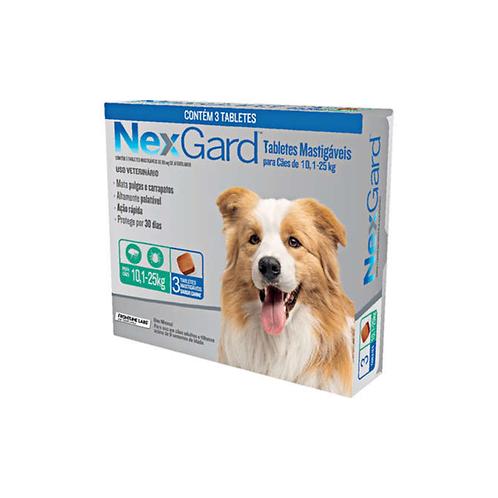 Nexgard - 1 Tablete