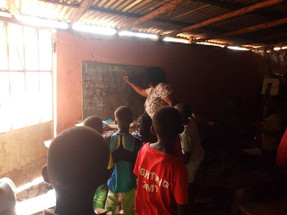 SRA partner in Guinea-Bissau launch 'We Care' to help vulnerable children.
