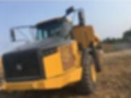 John Deere 460E Articulated Rock Truck -