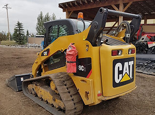 2013 CAT 289C Compact Track Loader - Bac