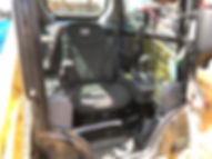 2015 CAT 277D Compact Track Loader - Cab