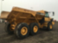 2013 John Deere 300D Articulated Rock Tr