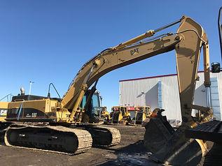 2007 CAT 345C Hydraulic Excavator - Fron