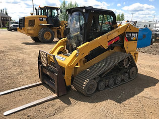 2015 CAT 277D Compact Track Loader - Fro