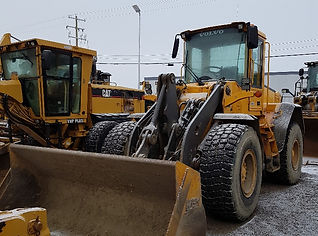 Volvo L90E Wheel Loader - Front Right.jp
