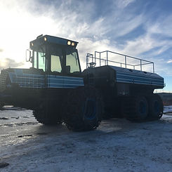 1995 VALMET 546F 6x6 Water Wagon