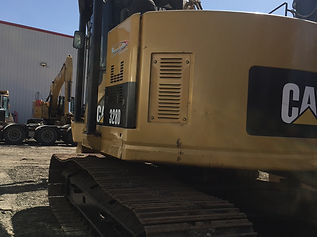 2007 CATERPILLAR 328DL Hydraulic Excavator